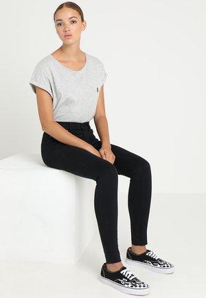 LOUI PANT - Jeans Skinny Fit - black