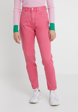 NORA - Relaxed fit jeans - stone pink
