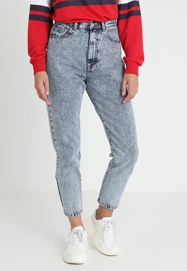 NORA - Jeans Relaxed Fit - moonwash-denim
