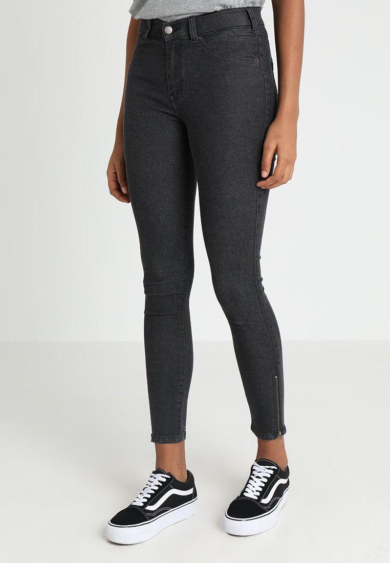 Dr.Denim - DOMINO - Jeans Skinny Fit - old black