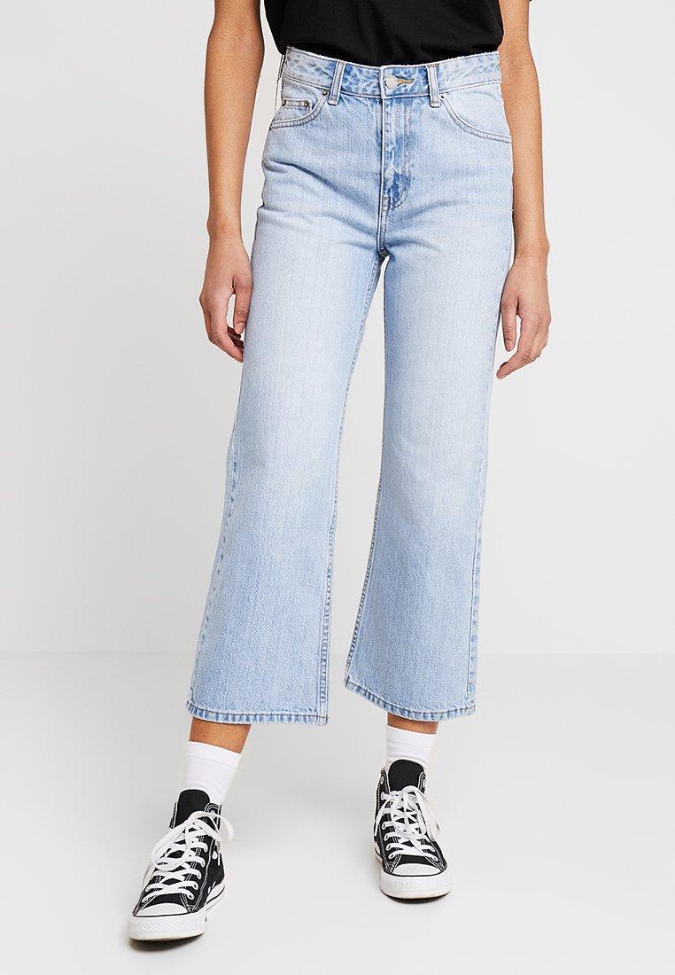 Dr.Denim - CADELL - Jeans a zampa - light blue used