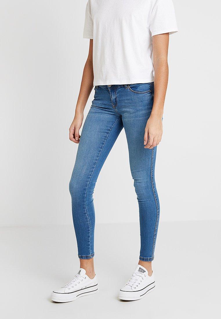 Dr.Denim - DIXY - Jeans Skinny Fit - atlantic blue