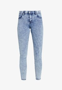 Dr.Denim - LEXY - Jeans Skinny Fit - structure blue - 4