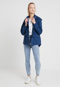 Dr.Denim - LEXY - Jeans Skinny Fit - structure blue - 1