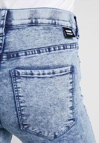 Dr.Denim - LEXY - Jeans Skinny Fit - structure blue - 3
