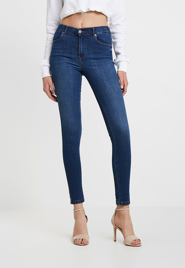 LEXY - Jeans Skinny Fit - atlantic deep blue