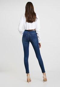 Dr.Denim - LEXY - Jeans Skinny Fit - atlantic deep blue - 2