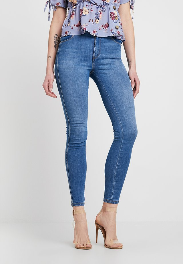 LEXY - Jeans Skinny Fit - atlantic blue