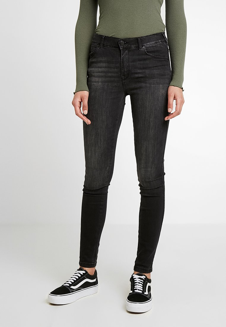 Dr.Denim - LEXY - Jeans Skinny - dusty black