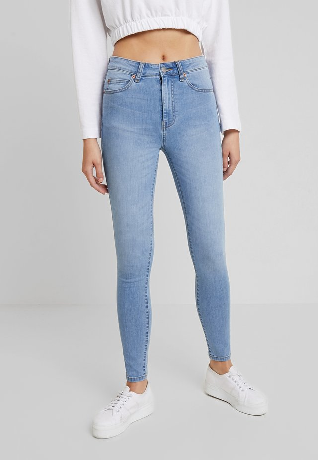ERIN - Jeans Skinny Fit - distorted blue