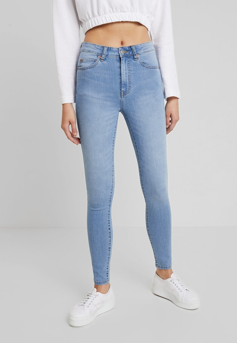 Dr.Denim - ERIN - Jeans Skinny Fit - distorted blue
