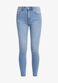 Dr.Denim - ERIN - Vaqueros pitillo - distorted blue - 4