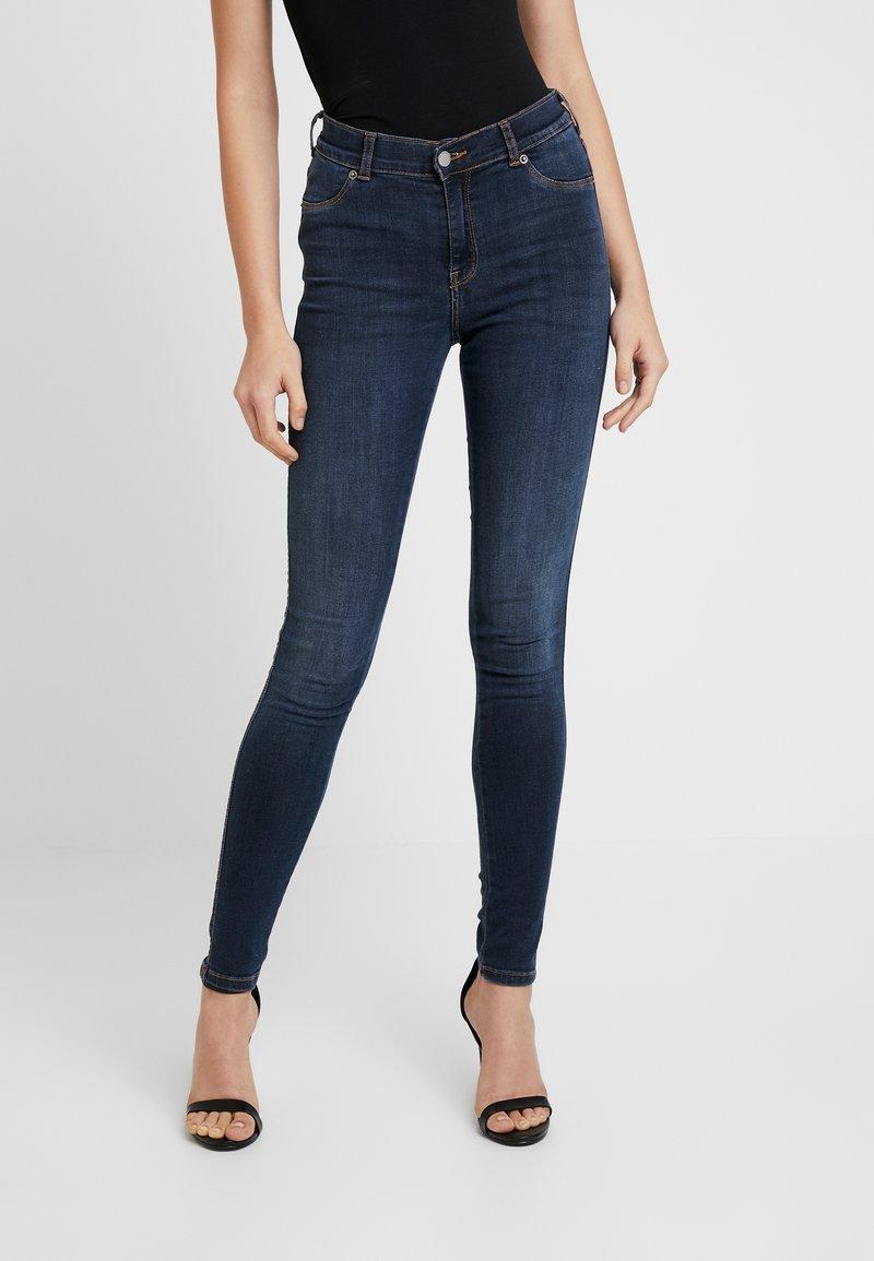 Dr.Denim - PLENTY - Jeans Skinny Fit - pacific dark blue