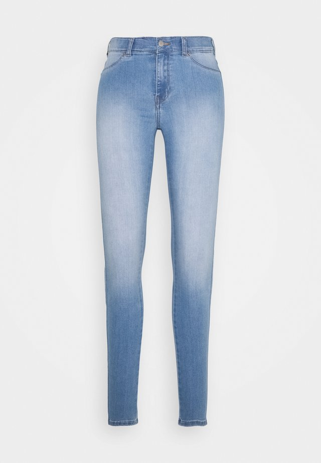 PLENTY - Jeans Skinny Fit - superlight neptune blue