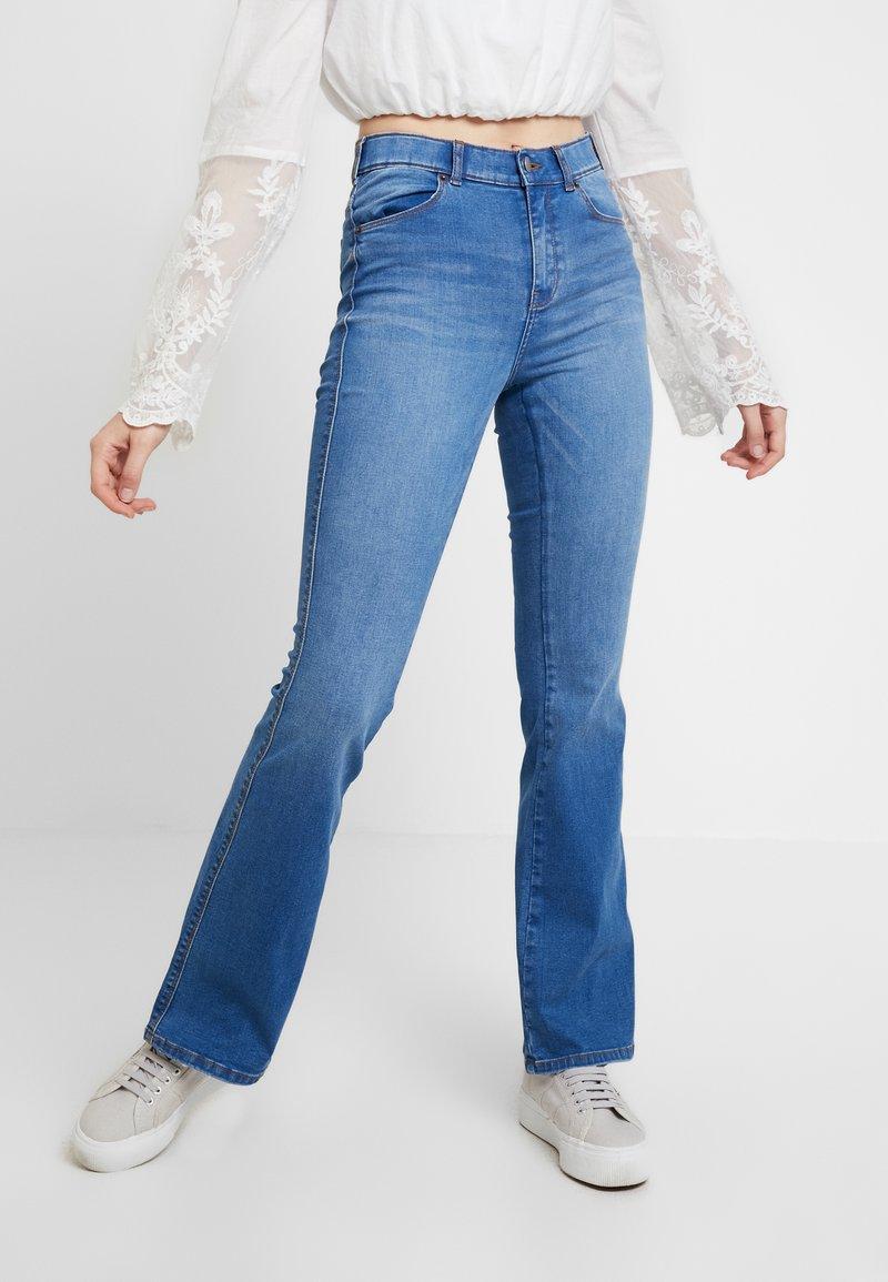 Dr.Denim - SONIQ - Jeans bootcut - laguna blue