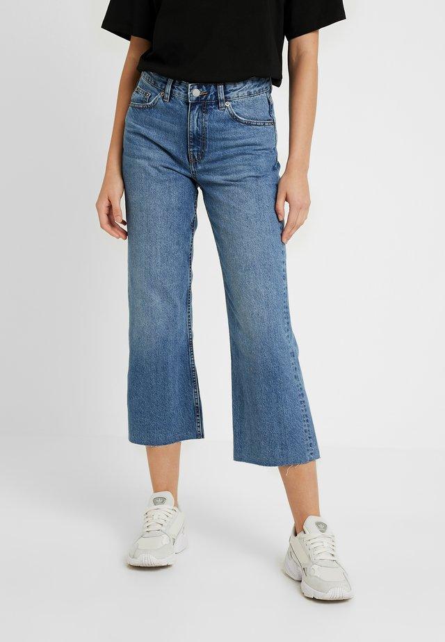 CADELL - Jeans Straight Leg - nostalgic blue