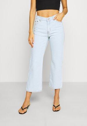CADELL - Jeans a sigaretta - superlight indigo blue