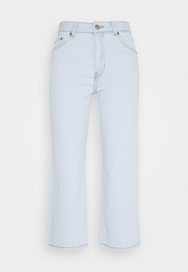 CADELL - Džíny Straight Fit - superlight indigo blue