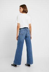 Dr.Denim - JAM - Flared Jeans - nostalgic blue - 2