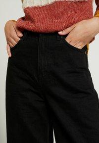 Dr.Denim - AIKO - Flared Jeans - black - 4