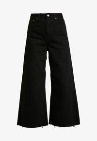 Dr.Denim - AIKO - Flared Jeans - black - 3