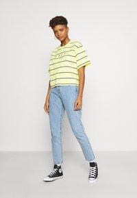 Dr.Denim - NORA MOM - Jeans relaxed fit - light blue denim - 1