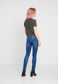 Dr.Denim - LEXY - Jeans Skinny Fit - dark laguna blue - 2