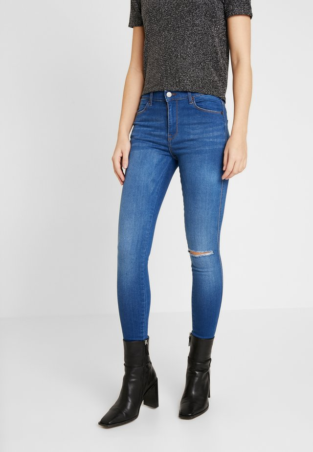 LEXY - Jeans Skinny Fit - dark laguna blue