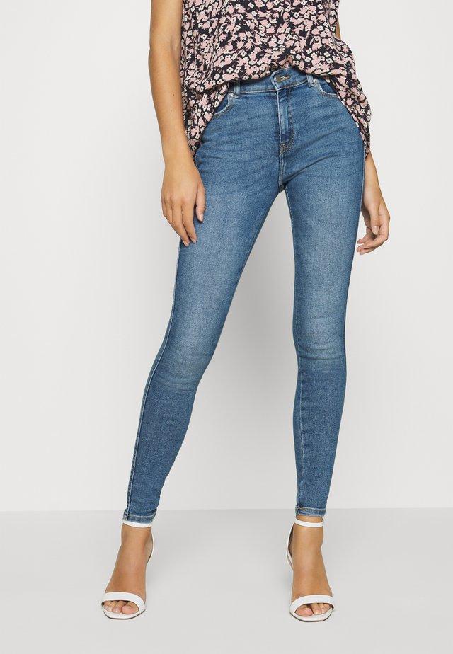 LEXY - Jeans Skinny Fit - westcoast sky blue