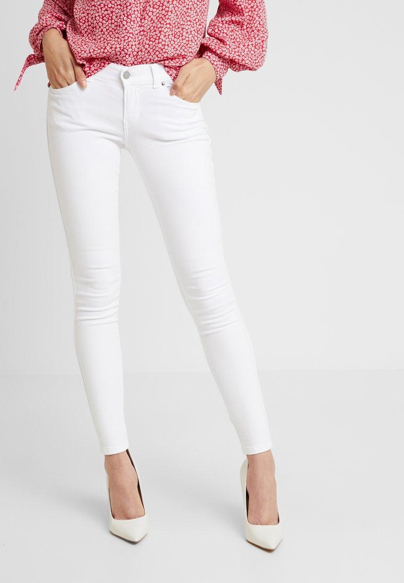 Dr.Denim - DIXY - Jeans Skinny Fit - white