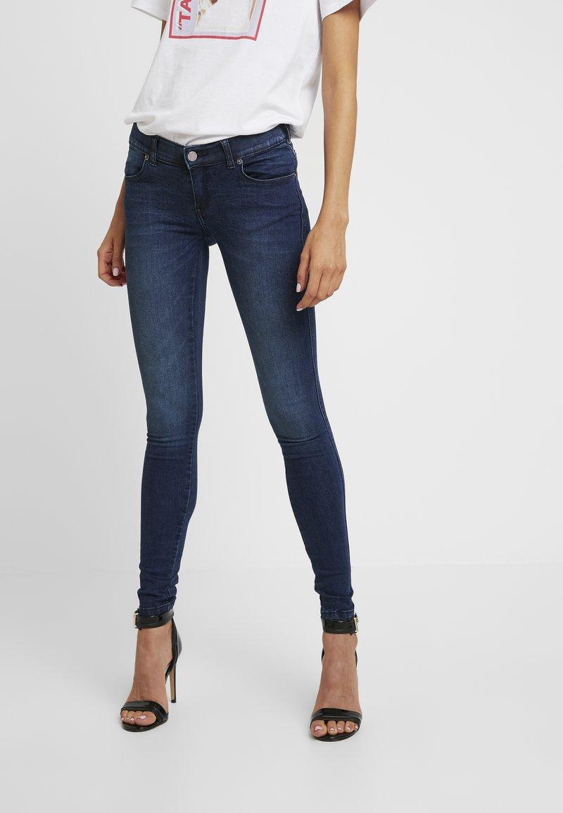 Dr.Denim - DIXY - Jeans Skinny Fit - dark blue