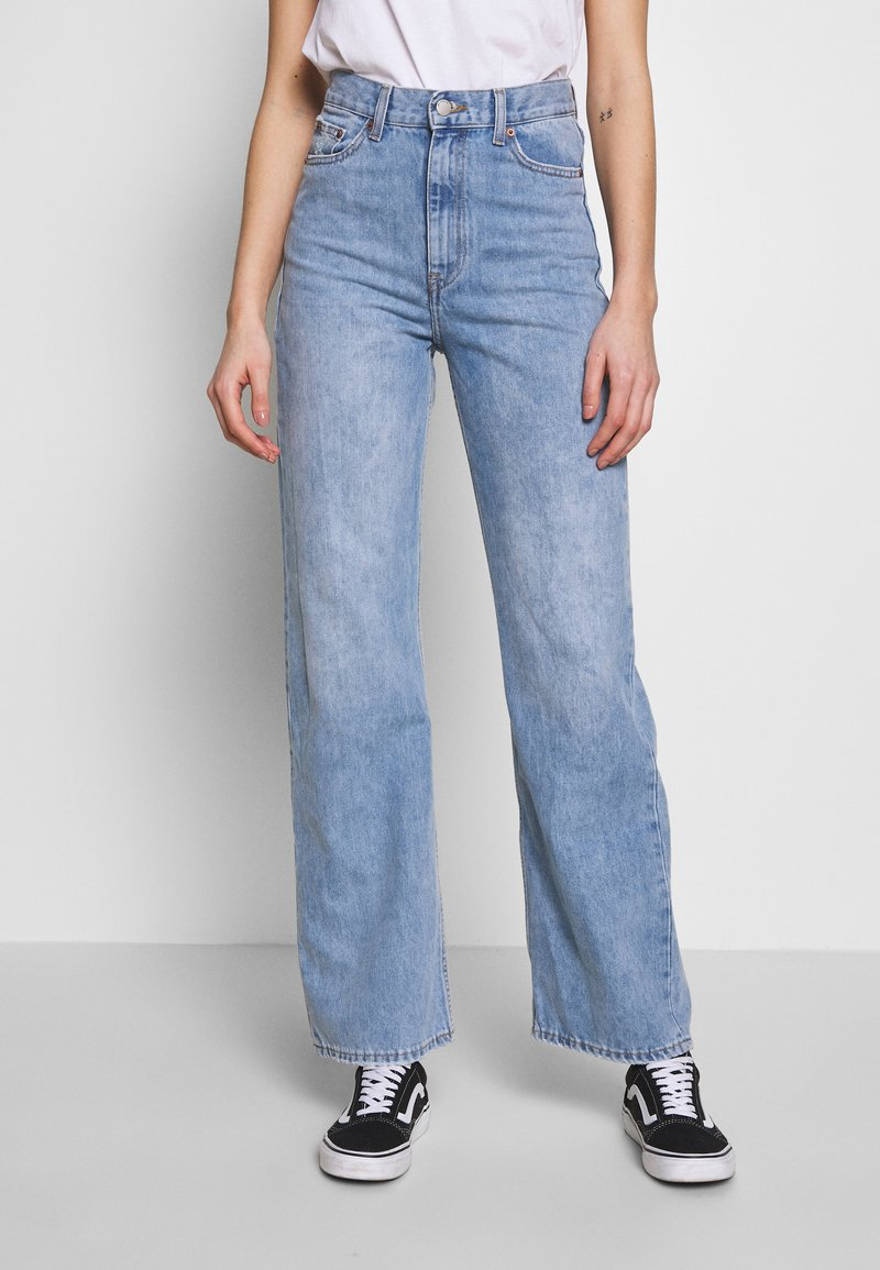 Dr.Denim - ECHO - Jeans straight leg - destiny blue