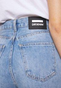 Dr.Denim - ECHO - Jeans straight leg - destiny blue - 4