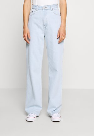 ECHO - Jeans straight leg - superlight indigo blue