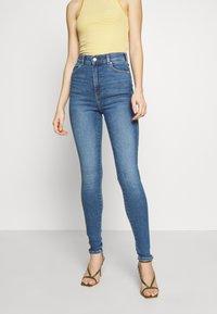 Dr.Denim - MOXY - Jeans Skinny Fit - westcoast sky blue - 0