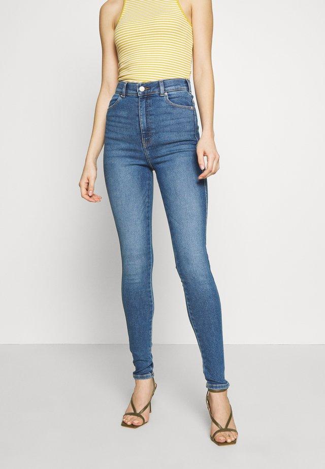 MOXY - Jeans Skinny Fit - westcoast sky blue