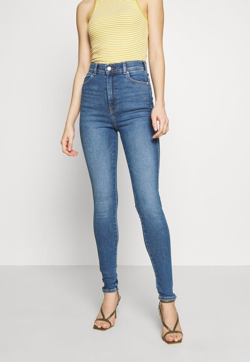 Dr.Denim - MOXY - Jeans Skinny Fit - westcoast sky blue