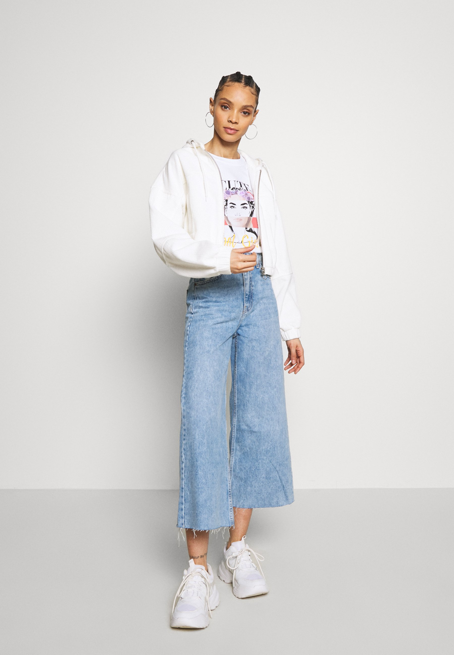Dr.Denim AIKO - Jeansy Relaxed Fit - destiny blue