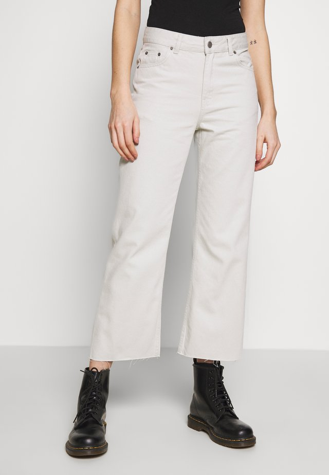 CADELL - Jeans straight leg - washed pinfire