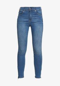 Dr.Denim - LEXY ZIP - Jeans Skinny Fit - atlantic blue - 5