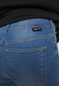 Dr.Denim - LEXY ZIP - Jeans Skinny Fit - atlantic blue - 4