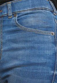 Dr.Denim - LEXY ZIP - Jeans Skinny Fit - atlantic blue - 3