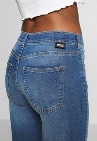 Dr.Denim - LEXY ZIP - Jeans Skinny Fit - vagabond blue - 4