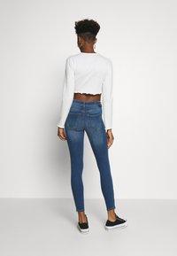 Dr.Denim - LEXY ZIP - Jeans Skinny Fit - vagabond blue - 2