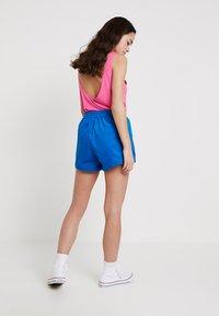 Dr.Denim - NADEJA - Shorts - electric blue - 2