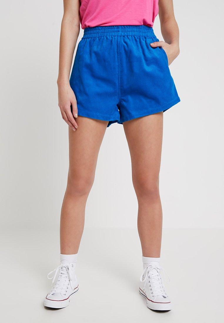 Dr.Denim - NADEJA - Shorts - electric blue