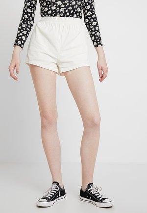 NADEJA SHORTS - Shorts - arctic white