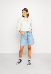 Dr.Denim - MEJA DENIM SHORTS - Jeansshorts - destiny blue - 1