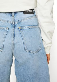 Dr.Denim - MEJA DENIM SHORTS - Jeansshorts - destiny blue - 5