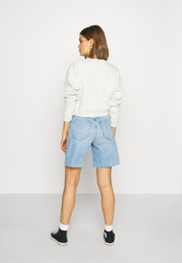Dr.Denim - MEJA DENIM SHORTS - Jeansshorts - destiny blue - 2